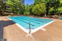 Another pool in the community - 2939 VAN NESS ST NW #1017, WASHINGTON