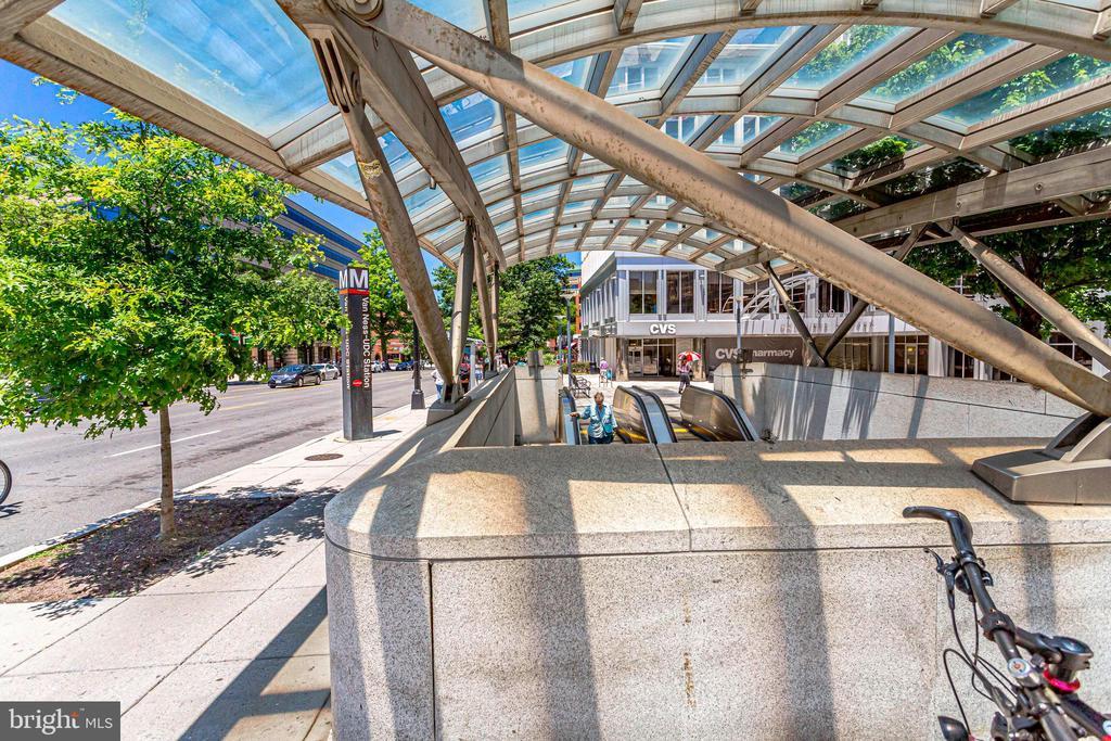 Walk to Van Ness/UDC Metro Station - 2939 VAN NESS ST NW #1017, WASHINGTON