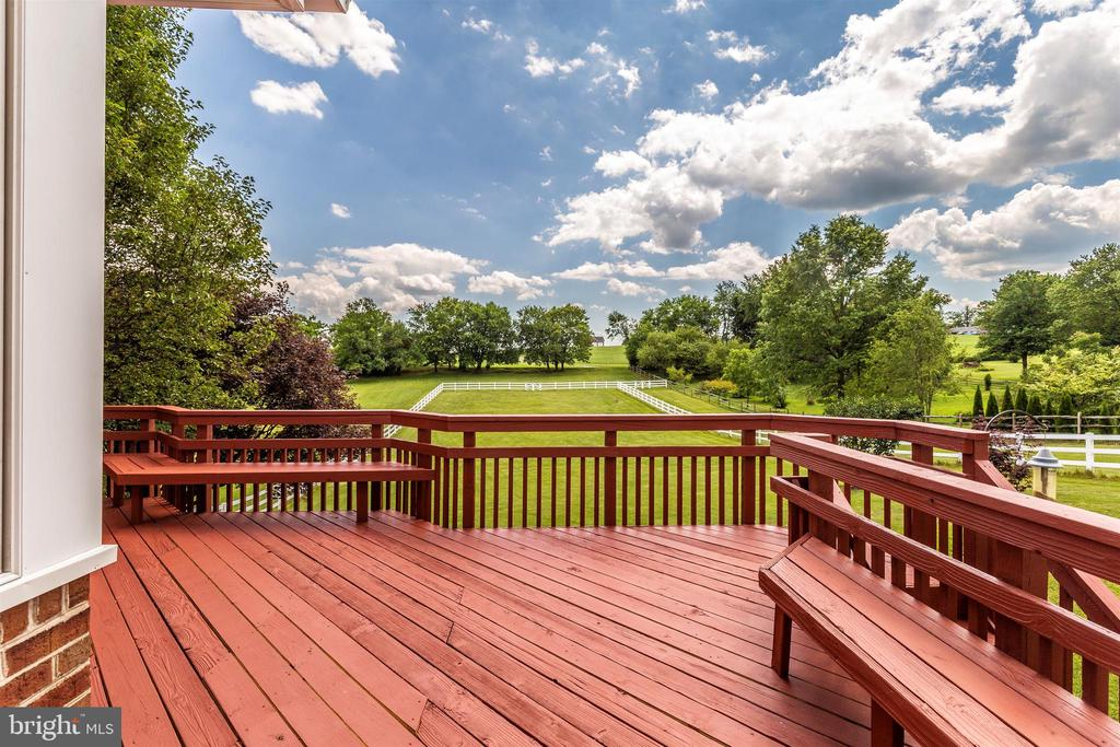 Views from the deck - 2807 GRANDVIEW DR, MIDDLETOWN