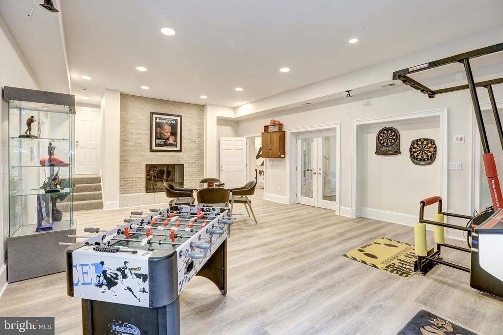 The Game Room - 8313 PERSIMMON TREE RD, BETHESDA