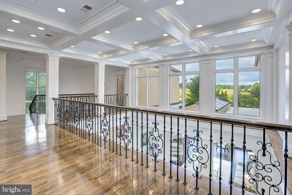 Two Story Foyer - 8313 PERSIMMON TREE RD, BETHESDA