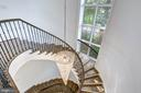 Stunning Two Story Window - 8313 PERSIMMON TREE RD, BETHESDA