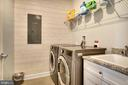 Upper Level Laundry - 20454 TAFT TER, ASHBURN
