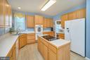 Spacious with oodles of counter and cabinet space - 106 CONFEDERATE CIR, LOCUST GROVE