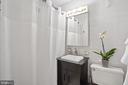 Owner Bathroom - 3421 STONEYBRAE DR, FALLS CHURCH