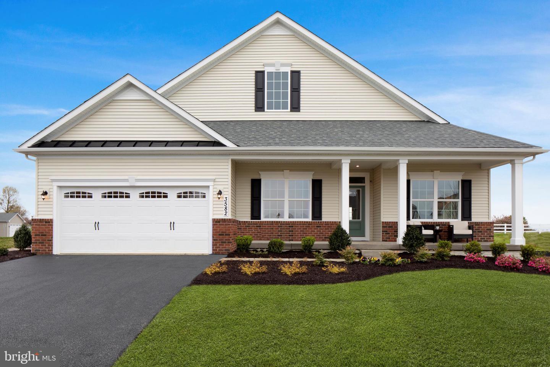 Single Family Homes pour l Vente à Jefferson, Maryland 21755 États-Unis