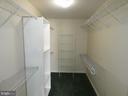 Master bedroom - walk in closet - 43114 LLEWELLYN CT, LEESBURG