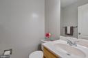 Half Bath - 4023 CHESTERWOOD DR, SILVER SPRING