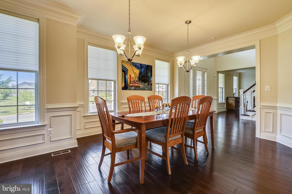 Start planning your first family dinner - 22602 PINKHORN WAY, ASHBURN