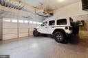 Even the Garage has been Upgraded - 22602 PINKHORN WAY, ASHBURN