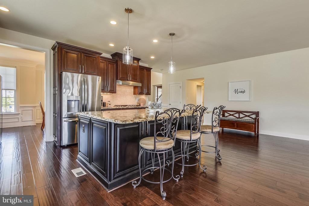 Upgraded GE Stainless Appliances - 22602 PINKHORN WAY, ASHBURN