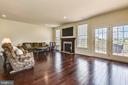 Definitely room to include a Kitchen Table - 22602 PINKHORN WAY, ASHBURN