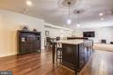 Use as a Bar, Kitchenette, In-Law Suite - 22602 PINKHORN WAY, ASHBURN