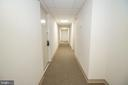 Just down the hall on the left - 3618 GLENEAGLES DR #7-1G, SILVER SPRING
