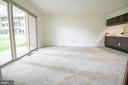 Living room - 3618 GLENEAGLES DR #7-1G, SILVER SPRING
