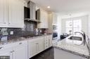 Gorgeous Granite Counters and Glass Tiled Backspla - 43051 THOROUGHFARE GAP TER, ASHBURN