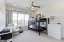 Second Bedroom with Panoramic Window - 43051 THOROUGHFARE GAP TER, ASHBURN