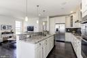 This Kitchen is Stunning! - 43051 THOROUGHFARE GAP TER, ASHBURN