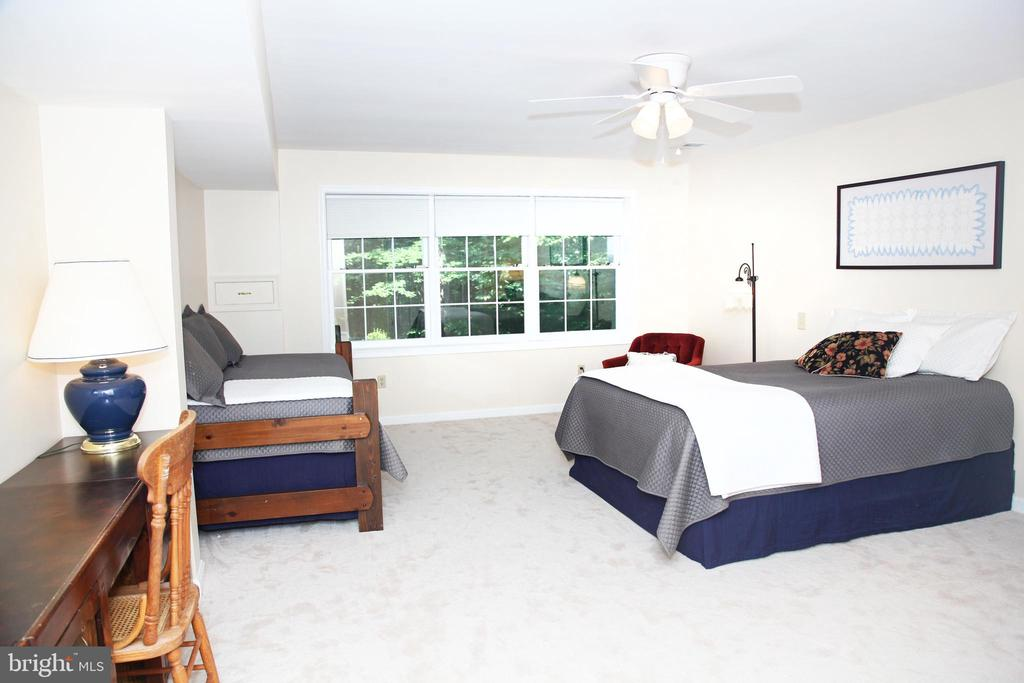 Basement Bedroom/In-law Suite/Window Angle - 11116 HENDERSON RD, FAIRFAX STATION