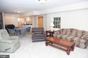 Basement Family Room/In-law Suite - 11116 HENDERSON RD, FAIRFAX STATION