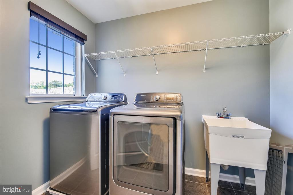 Laundry on 2nd Floor - 14425 BENTLEY PARK DR, BURTONSVILLE