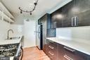 Modern cabinets - 6621 WAKEFIELD DR #620, ALEXANDRIA
