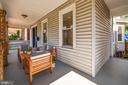 Wrap around Porch - 1407 WEBSTER ST NW, WASHINGTON