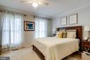 Master Suite - 2536 S WALTER REED DR #D, ARLINGTON