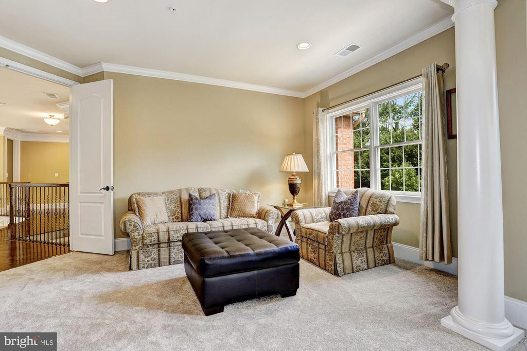 Master Suite Sitting Room - 11227 INDEPENDENCE WAY, ELLICOTT CITY