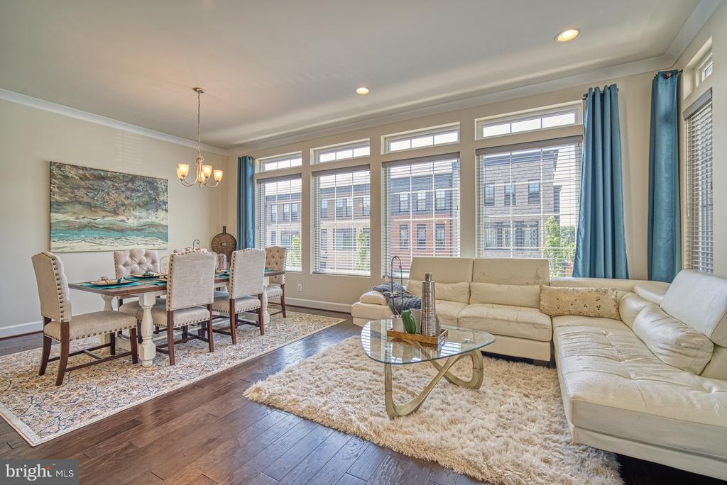 Perfect Space for Family Gatherings - 42298 ASHMEAD TER, BRAMBLETON