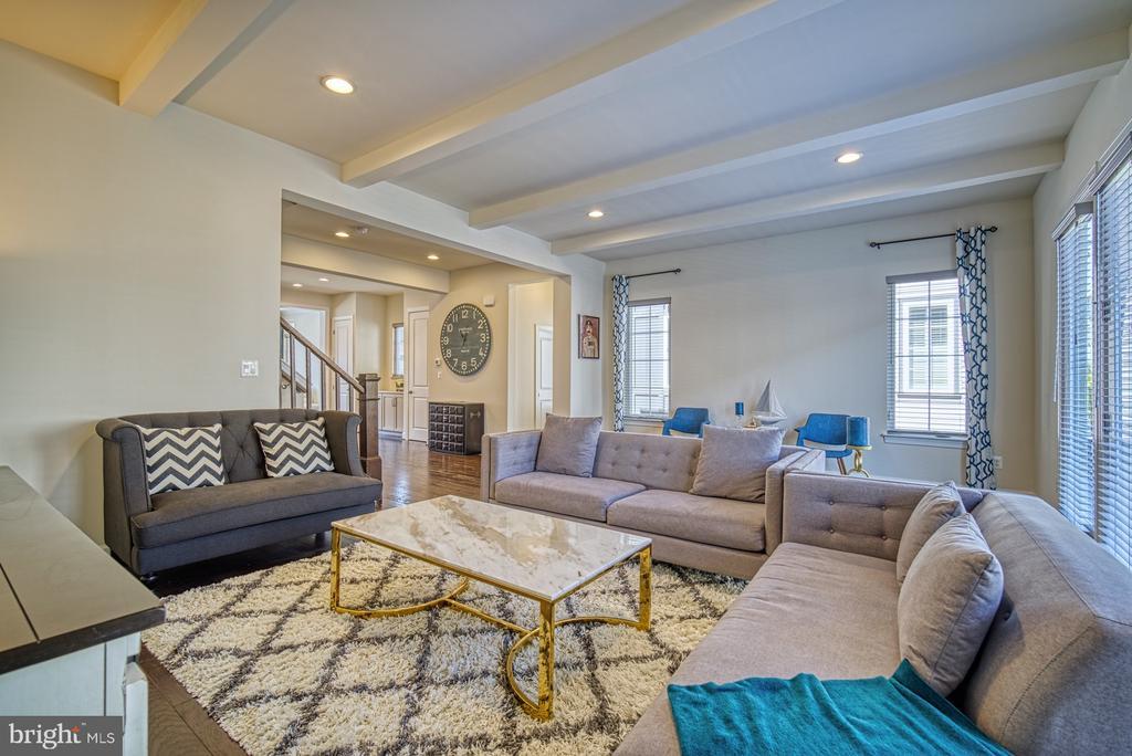 Sun Filled Living Room - 42298 ASHMEAD TER, BRAMBLETON