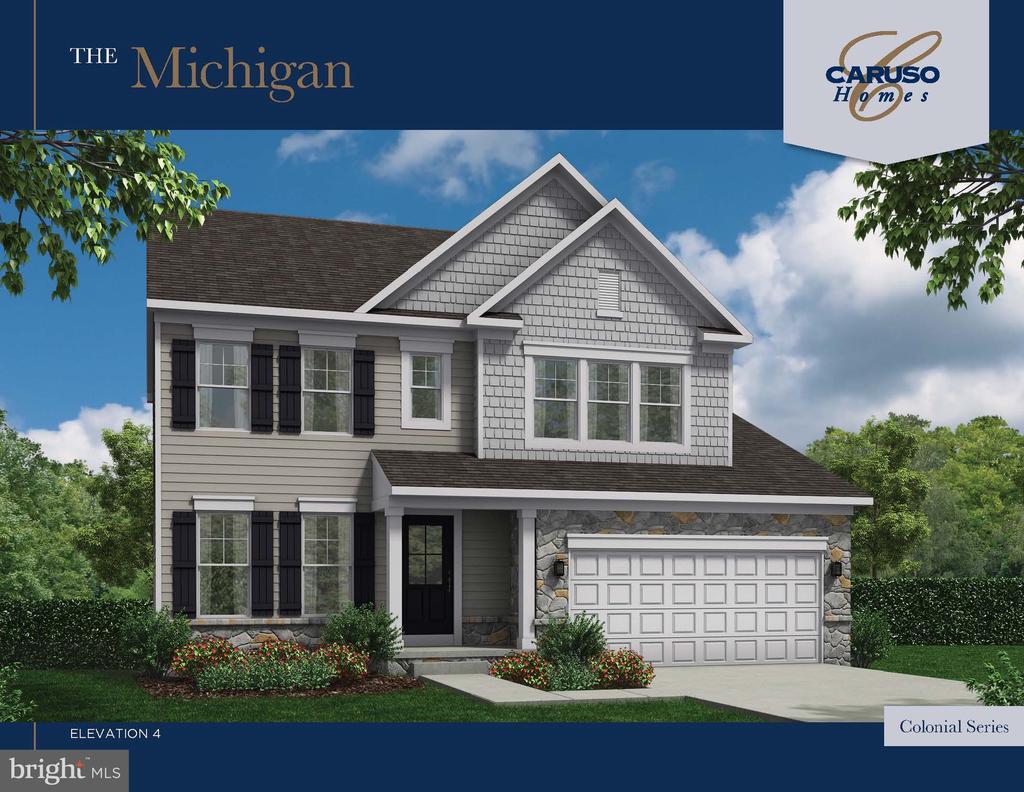 The Michigan - 18530 TRAXELL WAY, GAITHERSBURG