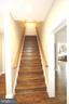 Stairway to fourth level - 20131 DAIRY LN, STERLING