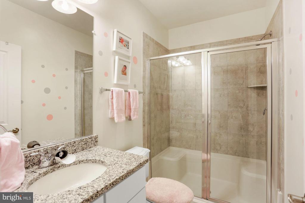 Bathroom- Lower Level - 6515 MANOR RIDGE CT, FALLS CHURCH