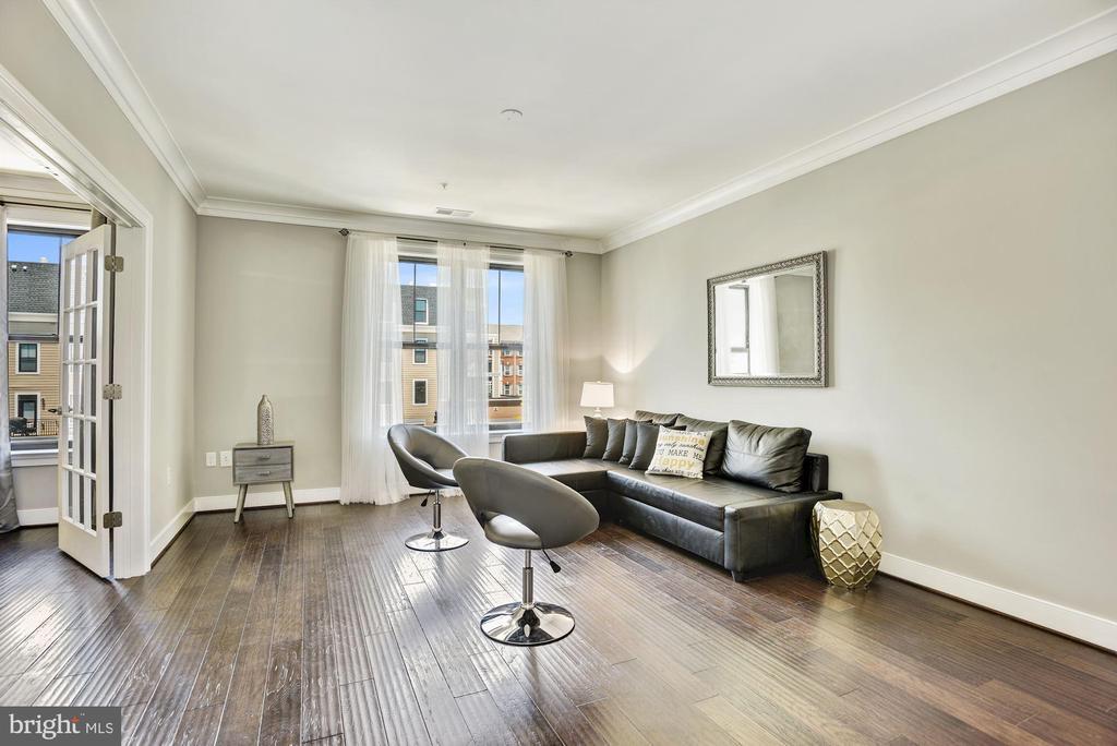 Living Room - 43567 MICHIGAN SQ, LEESBURG