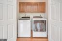 Washer/dryer convey - 6 BRANTFORD DR, STAFFORD