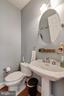 Half Bath - 3717 STONEWALL MANOR DR, TRIANGLE