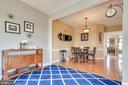 Dining area - 4843 TOTHILL DR, OLNEY