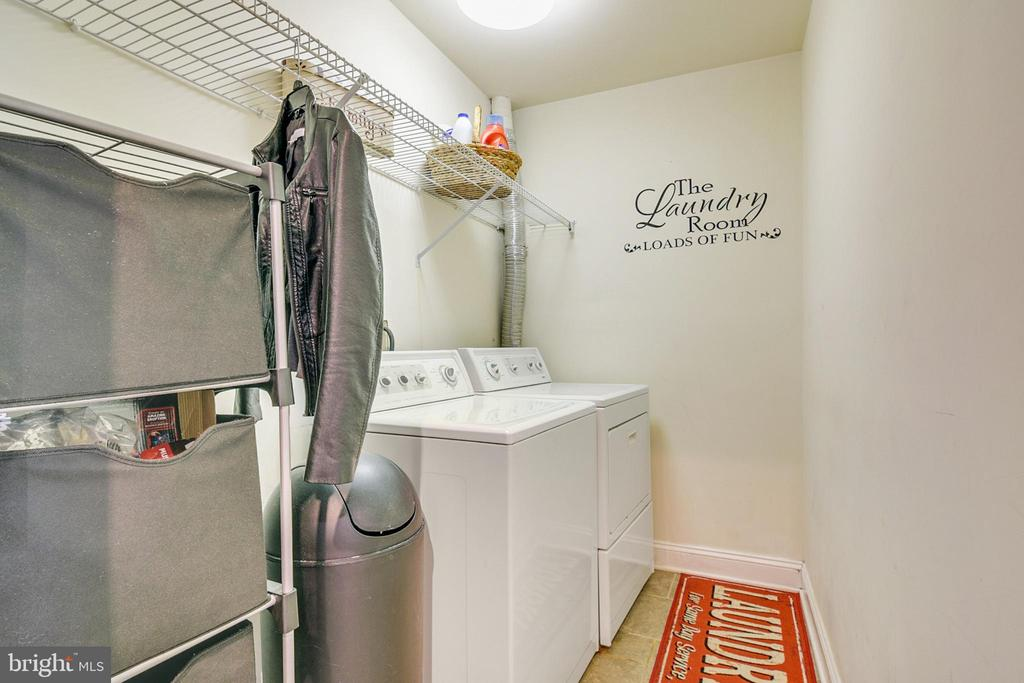 Laundry Room - 4843 TOTHILL DR, OLNEY