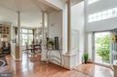 Foyer- Open Floor plan - 4843 TOTHILL DR, OLNEY