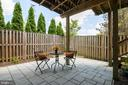 Patio - 4843 TOTHILL DR, OLNEY