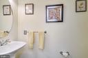 Main level half bath - 4843 TOTHILL DR, OLNEY