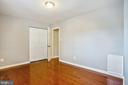 1st Bedroom Closet - 14371 SAGUARO PL, CENTREVILLE