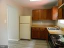 Room for a small table in the Kitchen - 12290 MARLBORO CT, WOODBRIDGE