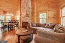 Cabin sweet cabin!  Gorgeous! - 13533 CATOCTIN HOLLOW RD, THURMONT