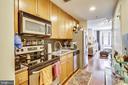 Kitchen - 400 MASSACHUSETTS AVE NW #604, WASHINGTON