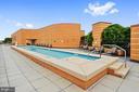 Rooftop Pool - 400 MASSACHUSETTS AVE NW #604, WASHINGTON