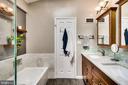 Stunning Master Bathroom - 624-A N TAZEWELL ST, ARLINGTON