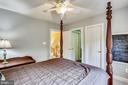 Bedroom #4 shares a bath with bedroom #3 - 9704 WOODFIELD CT, NEW MARKET