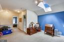 Bonus room or an office on the 4th level - 9704 WOODFIELD CT, NEW MARKET